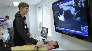 Adventures in Medicine: Ultrasound