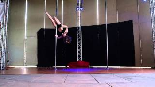 Devon M. Professional - 2015 Epic Pole Dance Competition