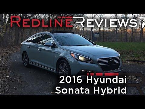 2016 Hyundai Sonata Hybrid – Redline: Review