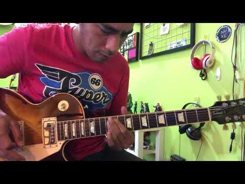 Lagu Cenderawasih - Kris (Guitar Solo Cover By Korbiye)