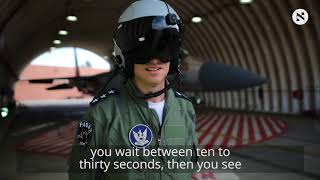 Israeli F-15 pilot talks about striking the Syrian nuclear reactor