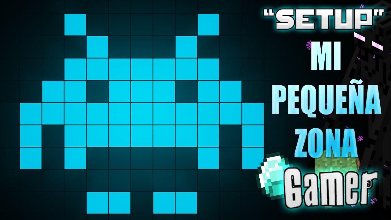SETUP   MI PEQUEÑA ZONA GAMER - YouTube - photo#21