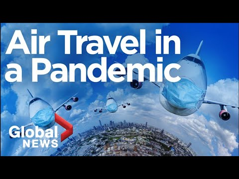 Coronavirus: How safe is air travel during the pandemic?