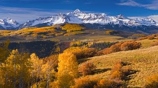 Autumn in Telluride, Colorado