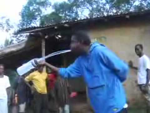 Magic trick from africa