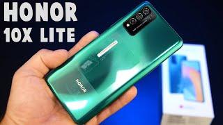 HONOR 10X LITE ПОЛНЫЙ ОБЗОР Лучший смартфон 2020? БОЛЬШОЙ И КРАСИВЫЙ!