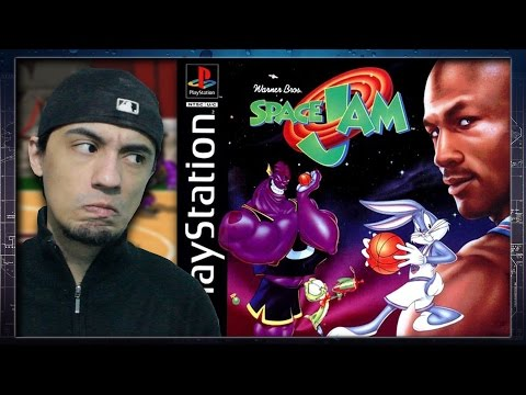 Traumas Gamers #5 - Space Jam (PS1)