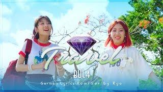 BOL4 / Bolbbalgan4 (볼빨간사춘기) - Travel (여행) - Deutsch / German / Ger Sub / MV [Rom/Ger]