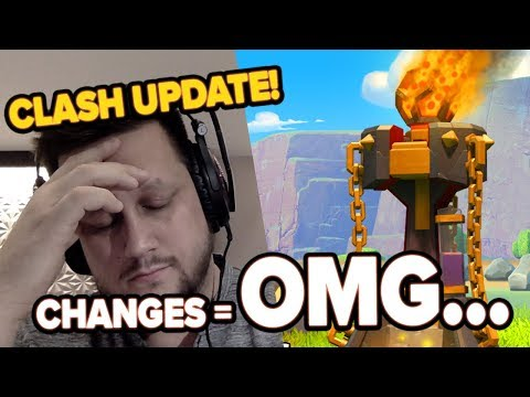 THE MOST CONTROVERSIAL CLASH OF CLANS UPDATE EVER?