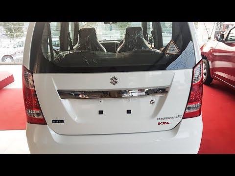 Suzuki Wagon R AGS (Auto Gear Shift) 2020 Pakistan | Walkaround | Price
