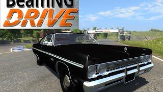 BeamNG Drive mod car 1969 Plymouth Fury III