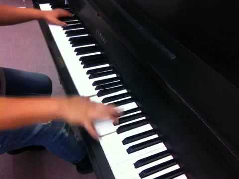 Supernatural - Ke$ha (Piano Cover)