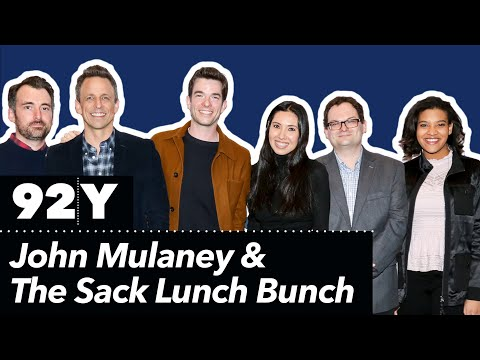 John Mulaney & The Sack Lunch Bunch: John Mulaney & Co-Creators In Conversation With Seth Meyers