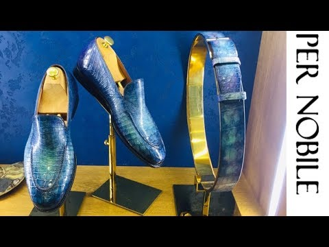 Обувной магазин Per Nobile / Сергей Минаев