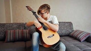 Linkin Park Numb Alexandr Misko Fingerstyle Guitar