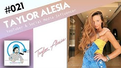 Taylor Alesia on the Pod!