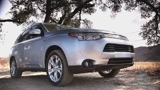 2015 Mitsubishi Outlander - Review and Road Test