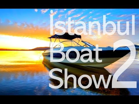 İstanbul Boat Show 2