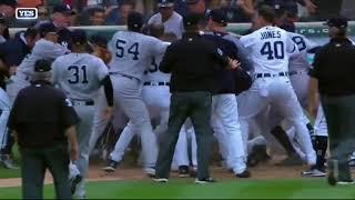 Yankees vs Tigers Brawl Breakdown: Brett Gardner & Sonny Gray