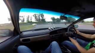 Street Drift Kurgan Nissan Laurel