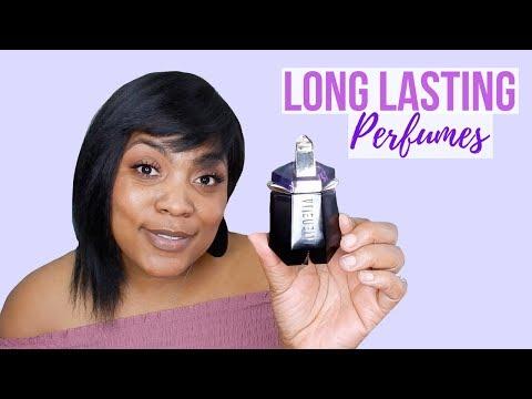 Long Lasting Perfumes Fragrances for Women 2018