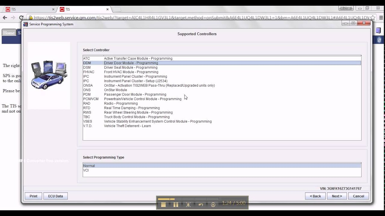 Reprogramming with J-2534 Part 2 - Advanced Mobile Diagnostics