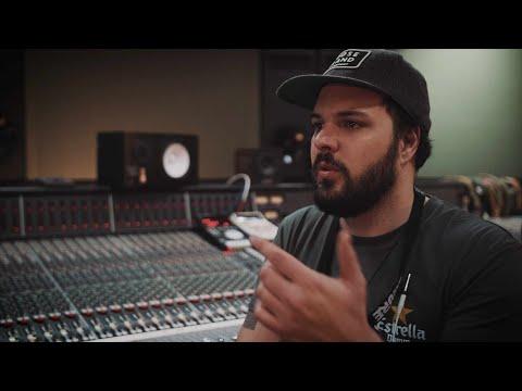 Stefan Du Randt x MXXWLL in Studio 2 at Studios 301, Sydney