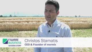 mermix: Smart Platform for Agricultural Equipment - FIWARE Business Success Story