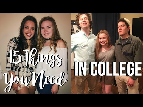 15-things-you-need-in-college