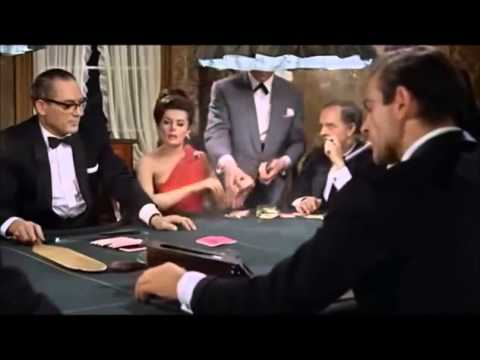 James Bond 007 - Dr. No 1962 - Scene Casino