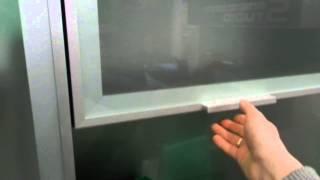 Алюминиевые рамки + Стекло сатин . Кухонные фасады . Фасады для мебели . IDEA STUDIO .(, 2015-04-01T19:12:06.000Z)
