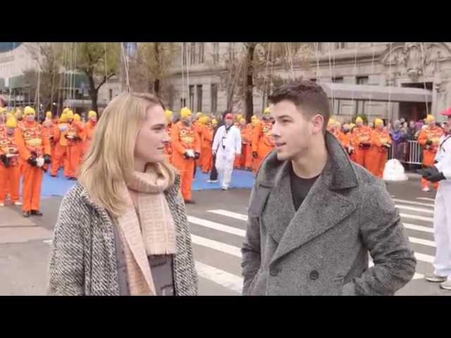 Nick Jonas and Jena: New Best Friends