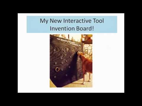 My new Kennel Enrichment Tool Invention