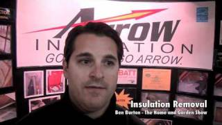 Insulation Removal - By Arrow Insulation Seattle, WA