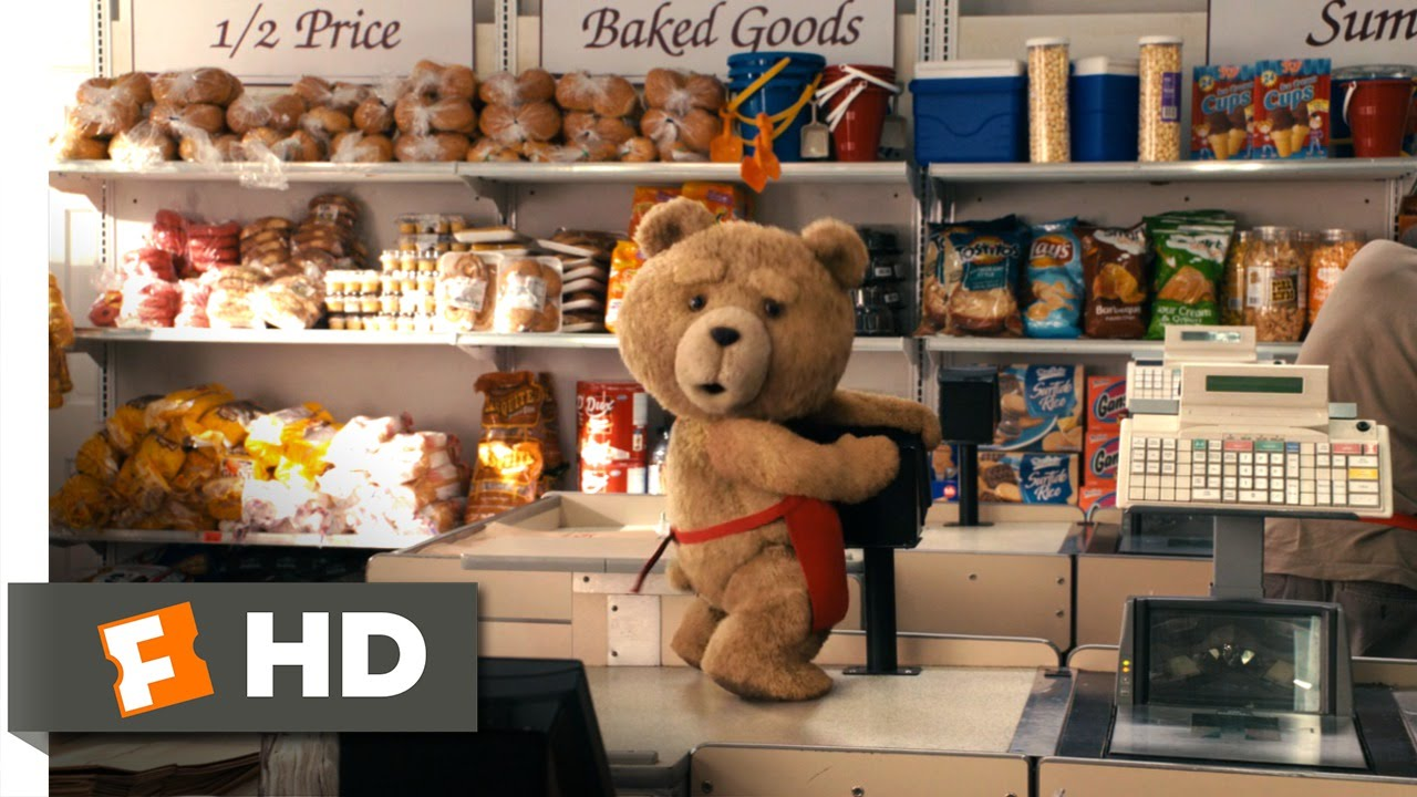 ted (5/10) movie clip - the supermarket (2012) hd - youtube