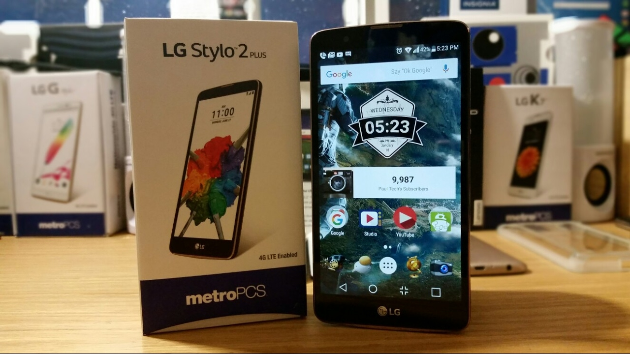 Technology Review: LG Stylo 2 | TurboFuture