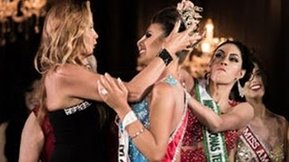 Miss Amazon Runner Up Snatches Crown Off Winner in Brazil