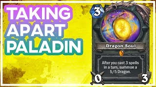 Hearthstone: Dismantling Paladin With Dragon Soul