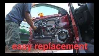 [JUST FOLLOW] Nissan Murano Window Motor Regulator REPLACEMENT√ fix it angel