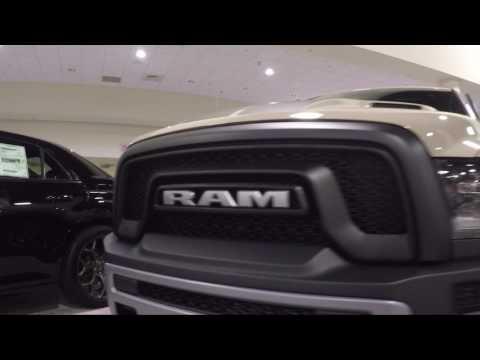 2017 Ft. Lauderdale Auto Show Recap | University Dodge Ram