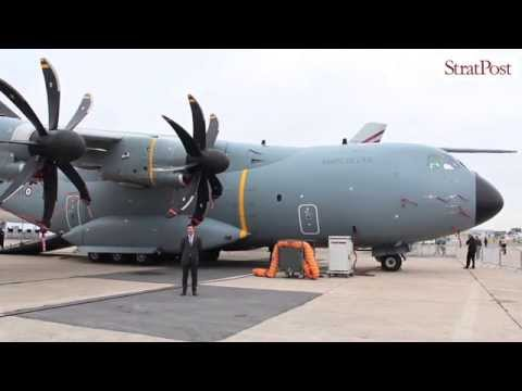 StratPost | Airbus A400M at #PAS15