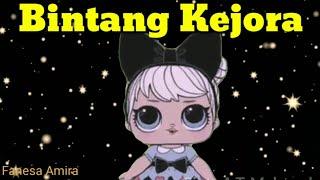 BINTANG KEJORA (Lirik) | Lagu Anak Indonesia | Lagu Anak Populer | Fanesa Amira
