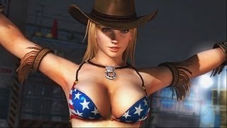 Dead or Alive 5 - Story Mode - Gameplay Walkthrough Part 1 - Kasumi, Ayane, Kokoro & Mila (DoA3)