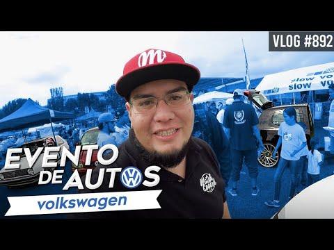 Vlog 892 | EVENTO DE AUTOS VOLKSWAGEN
