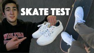 Best Toe Cap Skate Shoe? (No Comply