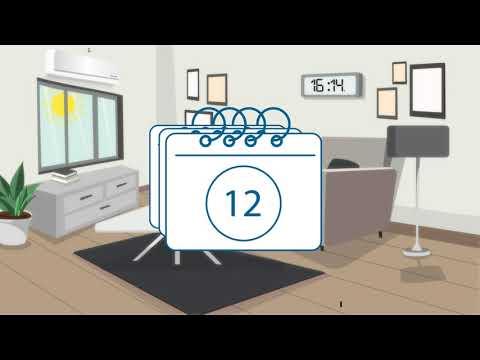 Vidéo Motion design - présentation de l'application Airhome