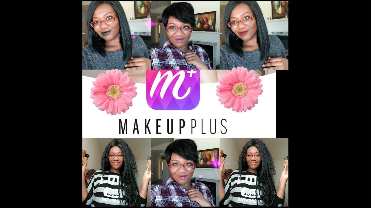 Best Makeup Editor- MakeupPlus App | PrincessLexiseLicious