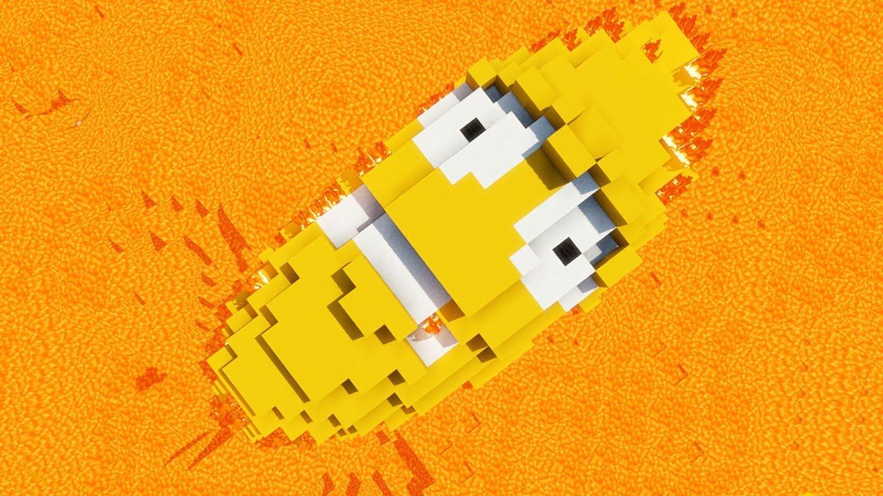 Minecraft vs PvZ – WINTER MELON │ KERNEL CORN!