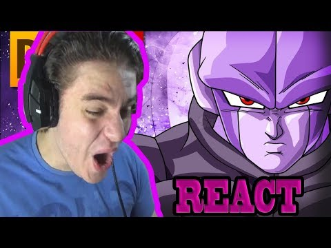 REACT Rap do Hitto (Dragon Ball Super) - Tauz RapTributo 10
