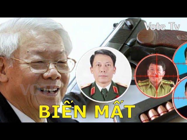 Trung tướng Đường Minh Hưng mất tích bí ẩn, Nguyễn Phú Trọng âm thầm đổi chác vụ Trịnh Xuân Thanh